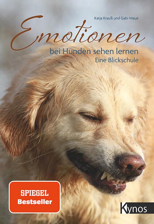 Buch Emotionen bei Hunden, Spiegel Bestseller